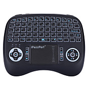 ipazzport KP-810-21TL-RGB Air Mouse No Windows 8 Windows XP MAC iOS Android Mac os Windows7 XP WIN7 WIN8 iOS 7 Windows 10 Gana 10 Windows8