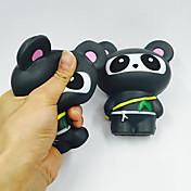 LT.Squishies / Squishy Klemmeleker Stresslindrende leker Leke Rund Panda Rev # Lindrer ADD, ADHD, angst, autisme Office Desk Leker Stress