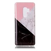 Etui Til Samsung Galaxy S9 S9 Plus IMD Mønster Bakdeksel Marmor Myk TPU til S9 Plus S9 S8 Plus S8 S7 edge S7 S6 edge S6 S5