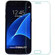 Skjermbeskytter Samsung Galaxy til S7 Herdet Glass 2 Stk. Heldekkende beskyttelse Eksplosjonssikker 2,5 D bøyd kant 9H hardhet
