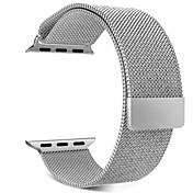 Klokkerem til Apple Watch Series 3 / 2 / 1 Apple Sportsrem / Milanesisk rem Metall Håndleddsrem
