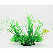 Akvarium Dekorasjon / Vanntett Pyntegjenstander / Vannplante Vanntett / Vaskbar Plastikker