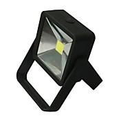 ismartdigi 002 LED Working Light LED Lommelygter Bærbar / Anti-Skride Camping / Vandring / Grotte Udforskning / Dagligdags Brug / Jakt Svart