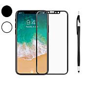 Skjermbeskytter til Apple iPhone XR Herdet Glass 1 stk Skjermbeskyttelse / Front og kameralinsbeskytter Høy Oppløsning (HD) / 9H hardhet / Anti-fingeravtrykk