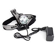LED Flashlights/Torch Headlamps 1200 Lumens Mode Cree XM-L T6 Camping/Hiking/Caving