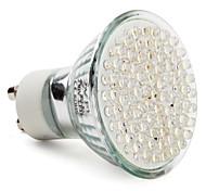 GU10 LED Spotlight MR16 78 High Power LED 390 lm Warm White 2800K K AC 220-240 V