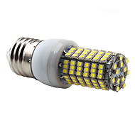 cheap -6000lm E26 / E27 LED Corn Lights T 138 LED Beads SMD 3528 Natural White 220-240V