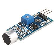 3-Pin Sound Sensor Module (Blue)