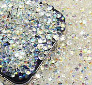 cheap -200pcs 3D Nail Diamond Jewelry Shiny Nail Art DIY Decorations