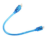 YongWei Mirco USB Cable for Samsung, Nokia Mobile Phone (30 cm)
