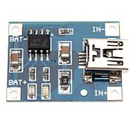 abordables -USB 3.7V módulo de carga Li-ion/polymer (1A)
