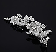 Women's Alloy Headpiece-Wedding Special Occasion Hair Combs Elegant Style
