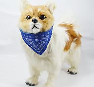 Регулируемый воротник, бандана для собак (разные цвета)