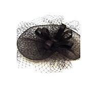 Недорогие -женский чистый головной убор - особый случайный фазулятор элегантный стиль