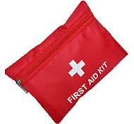 First Aid Kit Hiking First Aid Red pcs