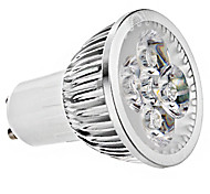 cheap -5W 400lm GU10 LED Spotlight MR16 4 LED Beads High Power LED Warm White Cold White 85-265V