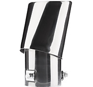 cheap -Stylish Stainless Steel Protective Exhaust Pipe Muffler Tip for Car