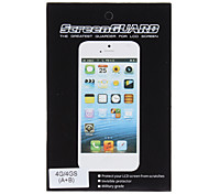 cheap -Screen Protector Apple for iPhone 6s iPhone 6 2 pcs Front & Back Protector