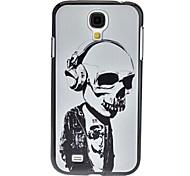 cheap -Case For Samsung Galaxy Samsung Galaxy Case Pattern Skull for