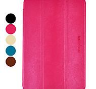 DiscoveryBuy Si Weipa Leather Case w/ Stand for iPad mini 3, iPad mini 2, iPad mini (Optional Colors)