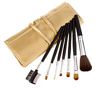 Make Up Kit Set Pen Cosmetic Brush Eyeshadow Eyelash Eyeliner Lipstick Tool