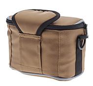 Недорогие -NEW Sepai SP-B607-BR Профессиональные площади через плечо сумка для камеры ILDC Браун