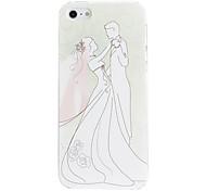 La sposa e lo sposo in abito da sposa modello PC Hard Case per iPhone 5/5S