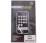cheap -Screen Protector Samsung Galaxy for PET 1 pc Ultra Thin