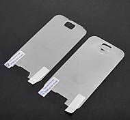 Protector de pantalla para Samsung Galaxy Other PVC Protector de Pantalla Frontal Anti-Arañazos