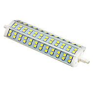 R7S LED Mais-Birnen 72 Leds SMD 5050 Kühles Weiß 3000-3600lm 6500K AC 85-265V