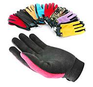 Высокое качество Уникальный дышащий Дизайн Anti-Static Anti-Slip велосипедов Альпинизм перчатки