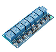 cheap -8-Channel 5V Relay Module for (For Arduino) (Works with Official (For Arduino) Boards)