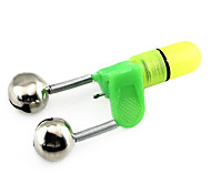 1/10/20 pcs Other Tools Fishing Bell/Double bell Green g/Ounce mm inch,Hard Plastic PlasticFreshwater Fishing General Fishing Carp