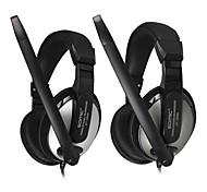 DANYIN DT-2699 Stereo In-Ear-Kopfhörer mit Mikrofon und Fernbedienung für PC / iPhone / iPad / Samsung / iPod