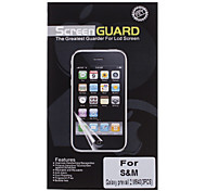 3 Pcs the Greatest Professional LCD Screen Guarder Crystal Clear Protector for Samsung Galaxy Galaxy Prevail 2 M840