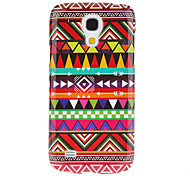 cheap -Cartoon Graphic Pattern Protective Hard Back Cover Case for Samsung Galaxy S4 Mini I9190