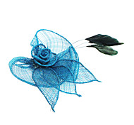Women's Fabric Headpiece-Casual Flowers