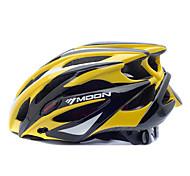 preiswerte -MOON Damen Herrn Fahhrad Helm 25 Öffnungen Radsport Bergradfahren Straßenradfahren Radsport L: 58-61cm M: 55-58cm PC EPS