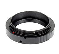 Т2 Т Крепление объектива к Canon EOS EF Маунт адаптер для 5DII/5D/50D/40D/450D/60D/550D