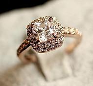 Недорогие -подарок для подруги нового стереоскопического заявление драгоценный камень сплава кольца (1 шт)