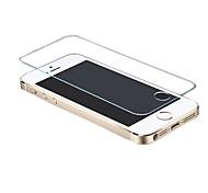 Взрывозащищенные Высокий прозрачный ультратонких Закаленное стекло пленка для iPhone5/5s