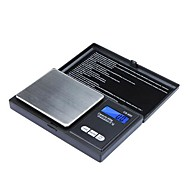 cheap -High Accuracy Mini Electronic Digital Pocket Scale Jewelry Weighing Balance Portable 650g/0.1g