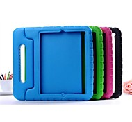cheap -Case For iPad 4/3/2 Shockproof with Stand Back Cover Solid Colored EVA for iPad 4/3/2