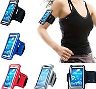 delgado de moda 5.1 pulgadas Brazalete deportivo para Samsung Galaxy s5 / s4 / s3 y otros teléfonos (colores surtidos)