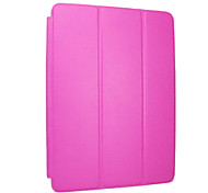Custodia ultra sottile in pelle + smart per custodie / cover per ipad air ipad