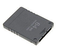 economico -64 MB Memory Card per PS2