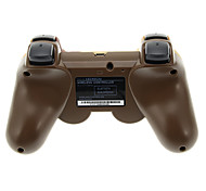 abordables -Bluetooth Controles - Sony PS3 Bluetooth Empuñadura de Juego Inalámbrico