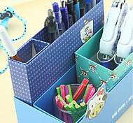 cheap -Creative Design Paper Multi-function Storage Box