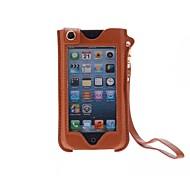 preiswerte -Hülle Für iPhone 4/4S Apple Ganzkörper-Gehäuse Hart PU-Leder für iPhone 4s/4