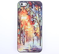 Oil Painting Design Aluminium Hard Case for iPhone 5/5S\ \  iPhone Cases